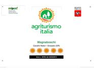 Agriturismo Italia riconoscimento per Agriturismo Magnaboschi